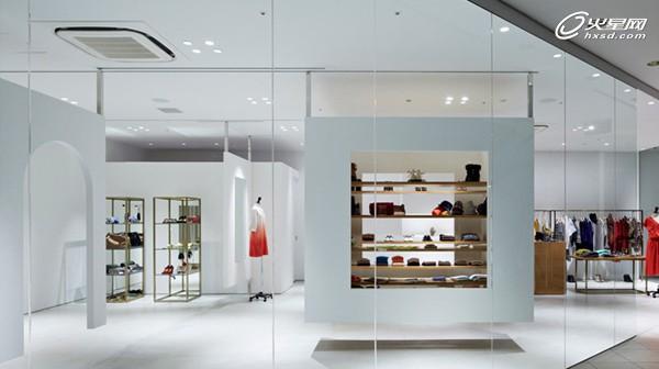 服装店展示设计