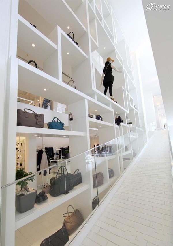 念店橱窗展示设计