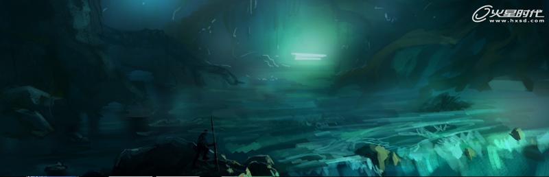 梦幻森林场景图分享展示