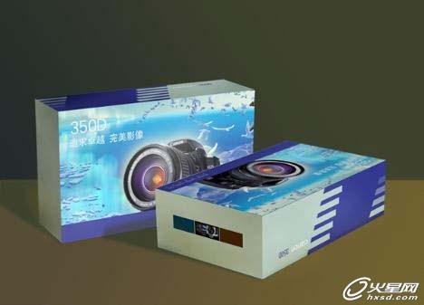 欧式风格盒子设计