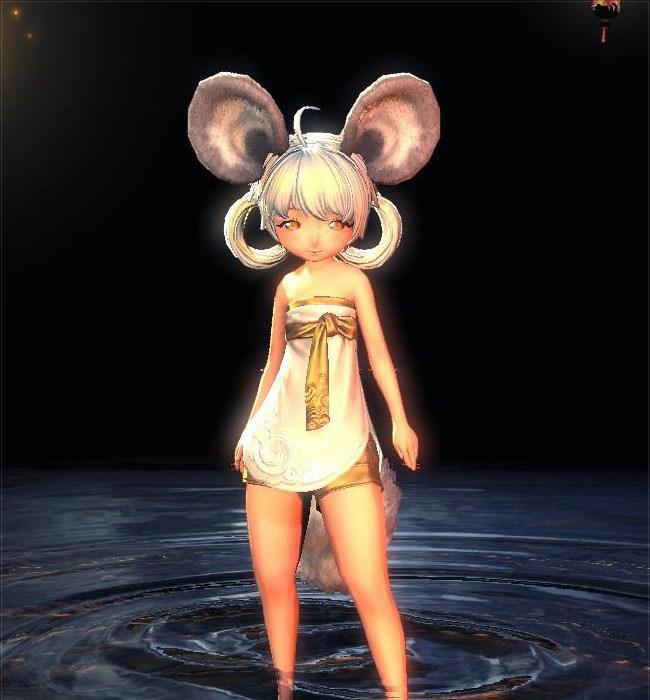 大耳朵萌属小喵!盘点网游中可爱的兽耳角色