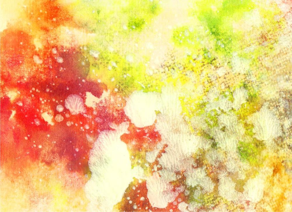 水彩贴图素材-1和纸テクスチャ