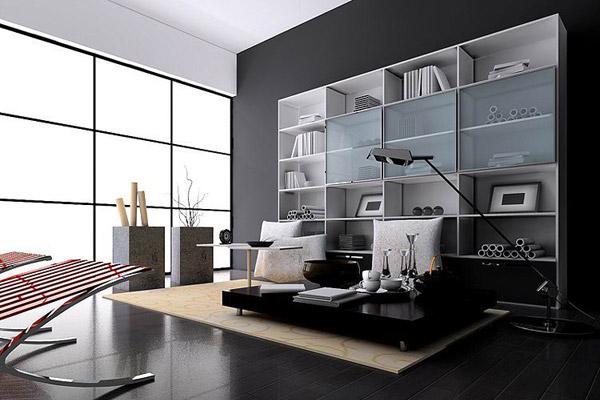 室内三维设计模型