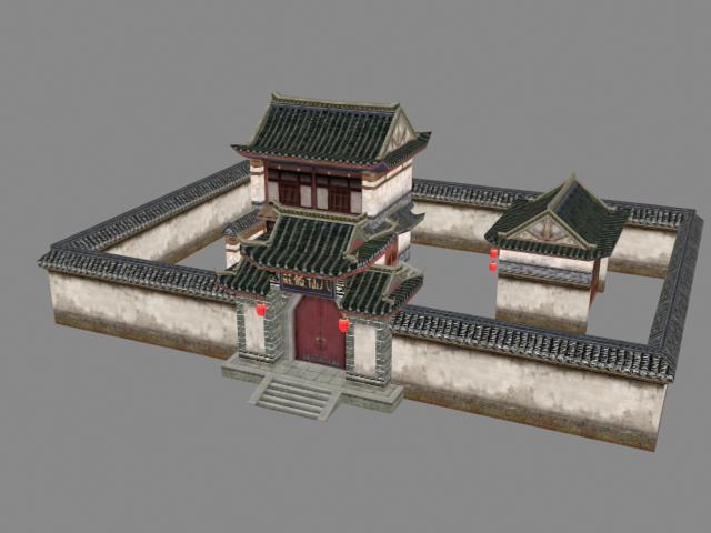 古代建筑 | 火星网-中国数字艺术第一门户