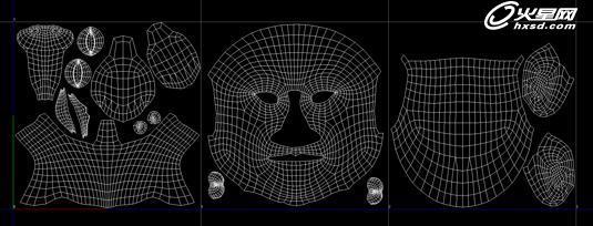 【转载】图文并茂九步法:教你如何动画建模 - 数字人 - 数字人空间