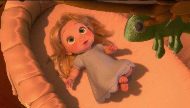 小小长发公主乐佩